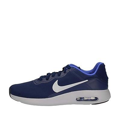 NIKE 844874 400 Sneakers Mann Blau 41