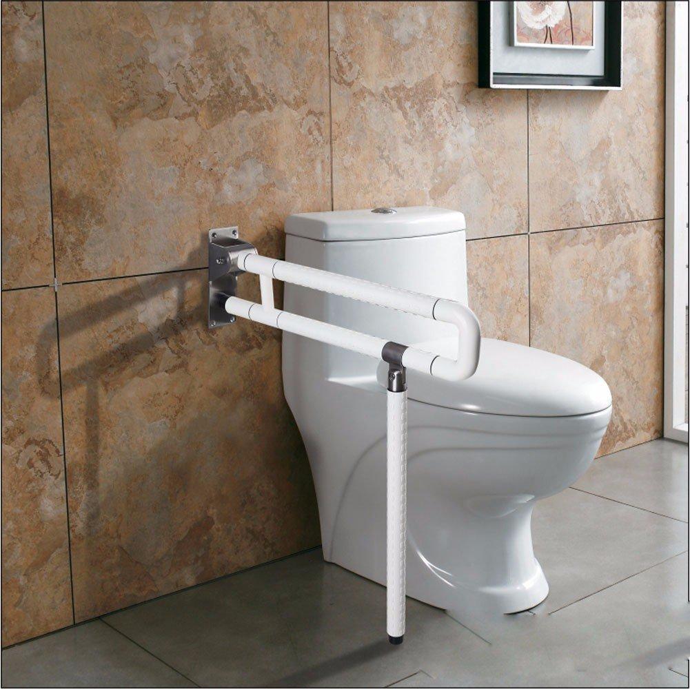 MDRW-Good Helfer für ältere Damensfolding Dusche Barrierefreier Handlauf Handlauf Handlauf Handlauf für die Behinderten Toiletten WC in der Ältere auf zusammenklappbar Armlehne a5be25