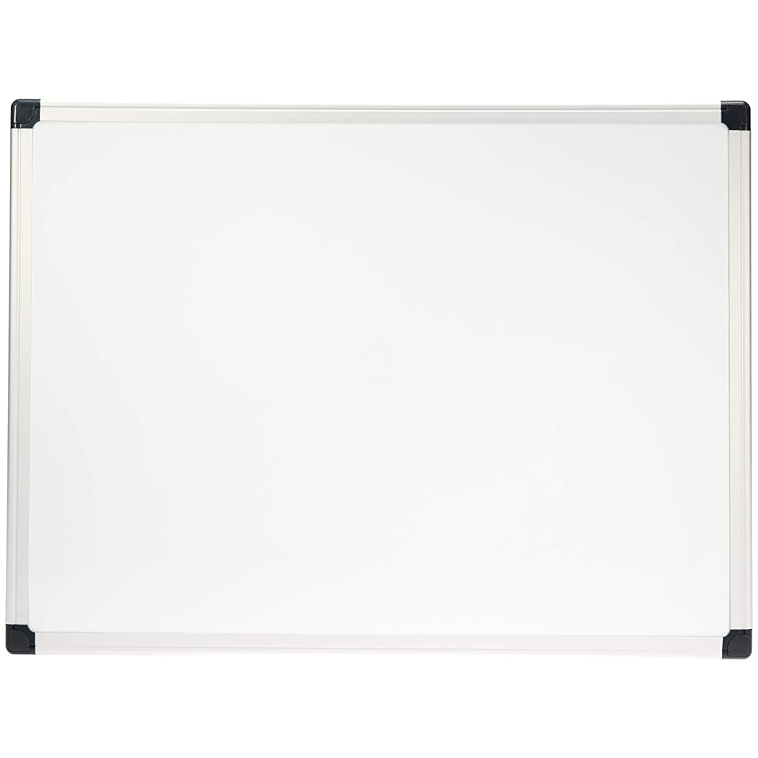 Basics Magnetic Framed Dry Erase White Board, 17 x 23 Inch