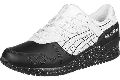 9bc8dcbfc16 Asics - Gel Lyte III Oreo Pack - Sneakers Unisex White - US 11.5 - EUR