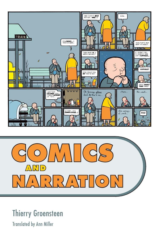 Read Online Comics and Narration pdf epub