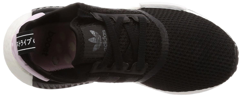 Adidas Mehrfarbig Damen NMD_r1 W Gymnastikschuhe Mehrfarbig Adidas (schwarz Cschwarz/Ftwwht/Clpink) 9a3ece