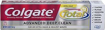 3-Count Colgate Total Toothpaste (2x 4oz + 1x 5.8oz)