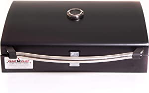 Camp Chef Deluxe Barbecue Grill Box, 2 Burner, Cooking Dimensions: 24 in. x 16 in,