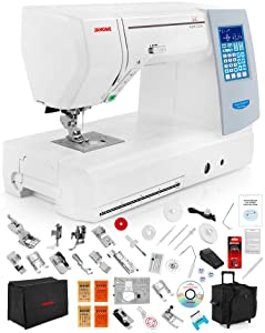 Janome MC6650 Sewing and Quilting Machine