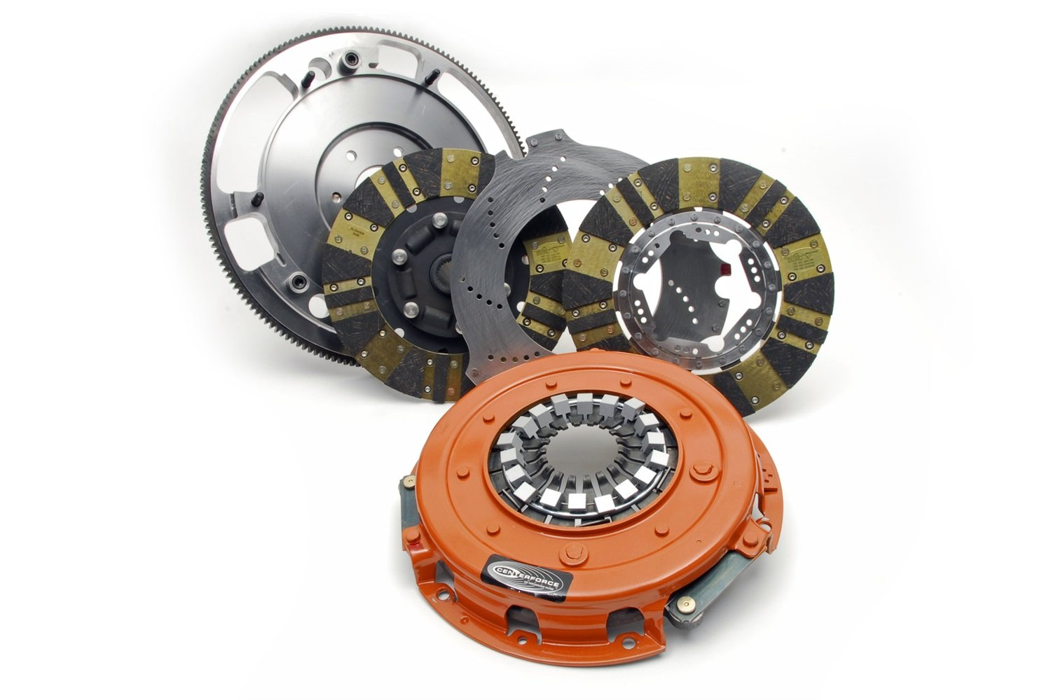 Centerforce 04114880 DYAD Drive System Twin Disc Clutch