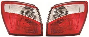 Nissan Qashqai 2010 – 2014 exterior ala LED trasero cola luz lámpara PAR izquierda & derecha