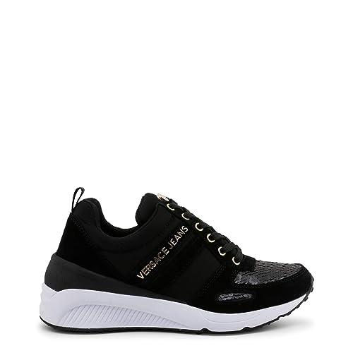 Versace Jeans Sneakers Donna 92614  Amazon.it  Scarpe e borse 31d821629b1