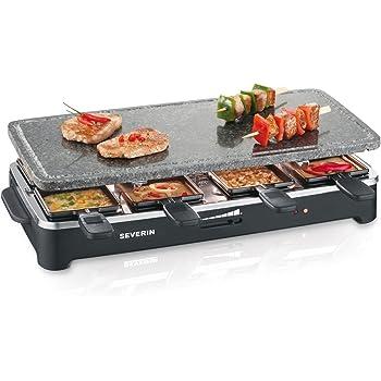 Ein gutes Raclette bekommen Sie unter anderem von der Marke Severin.