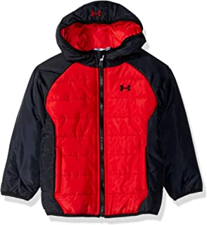 26c35e2ee3 Amazon.com: Under Armour Boys' Puffer Jacket: Clothing