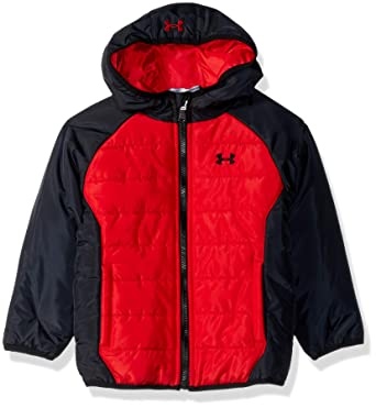 202d1f9205e3 Amazon.com  Under Armour Boys  Tuckerman Puffer Jacket  Clothing