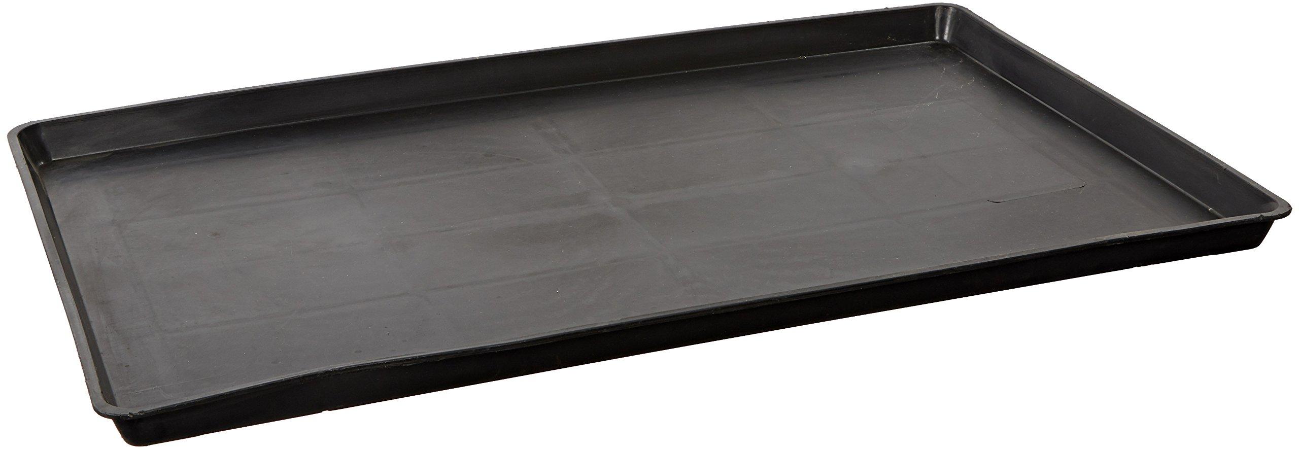 Pet Tek DPK86103 Dream Crate Professional Series 300 Replacement Dog Crate Pan, Black