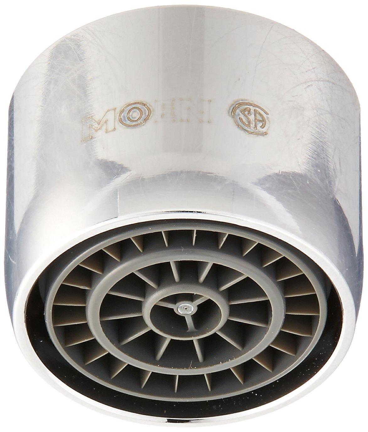 Moen 133120 Chrome Lavatory Faucet Aerator with Female Thread ...