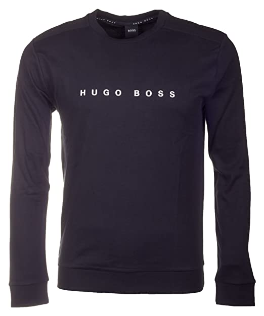 Hugo Boss Leisure Wear Hugo Boss Mens Black Sweatshirt XL