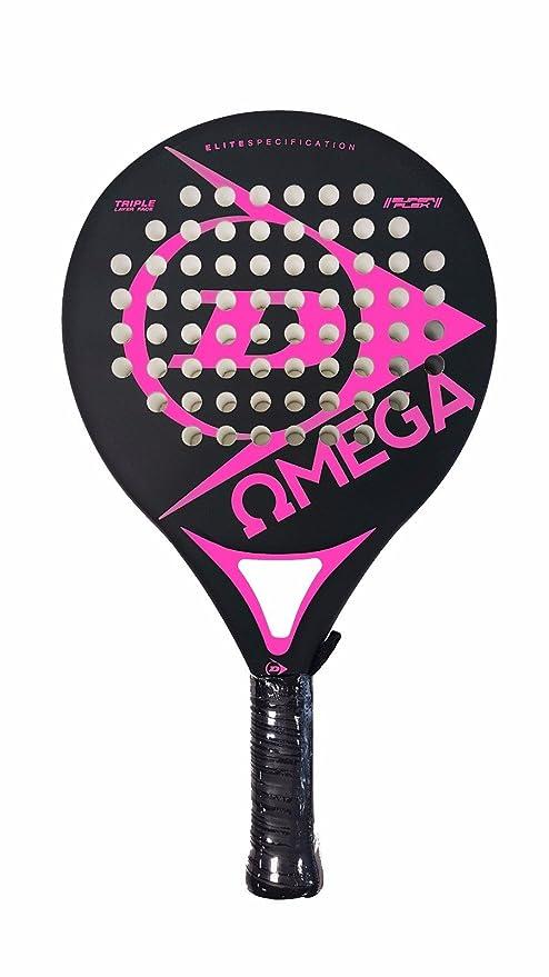 Dunlop Omega Pala de Pádel, Unisex Adulto