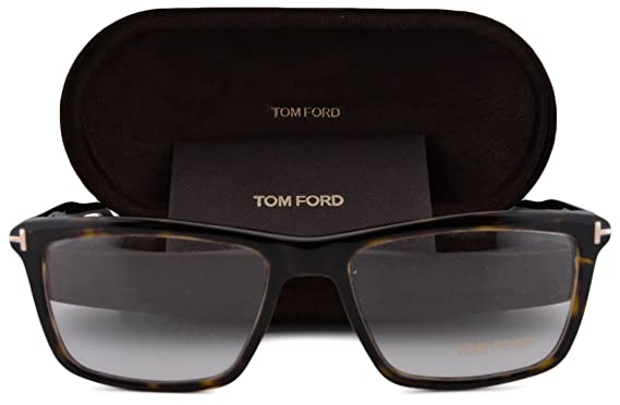 9a5ad2c7c7ed Tom Ford FT5407 Eyeglasses 54-16-145 Dark Havana 052 FT 5407  Amazon.co.uk   Clothing