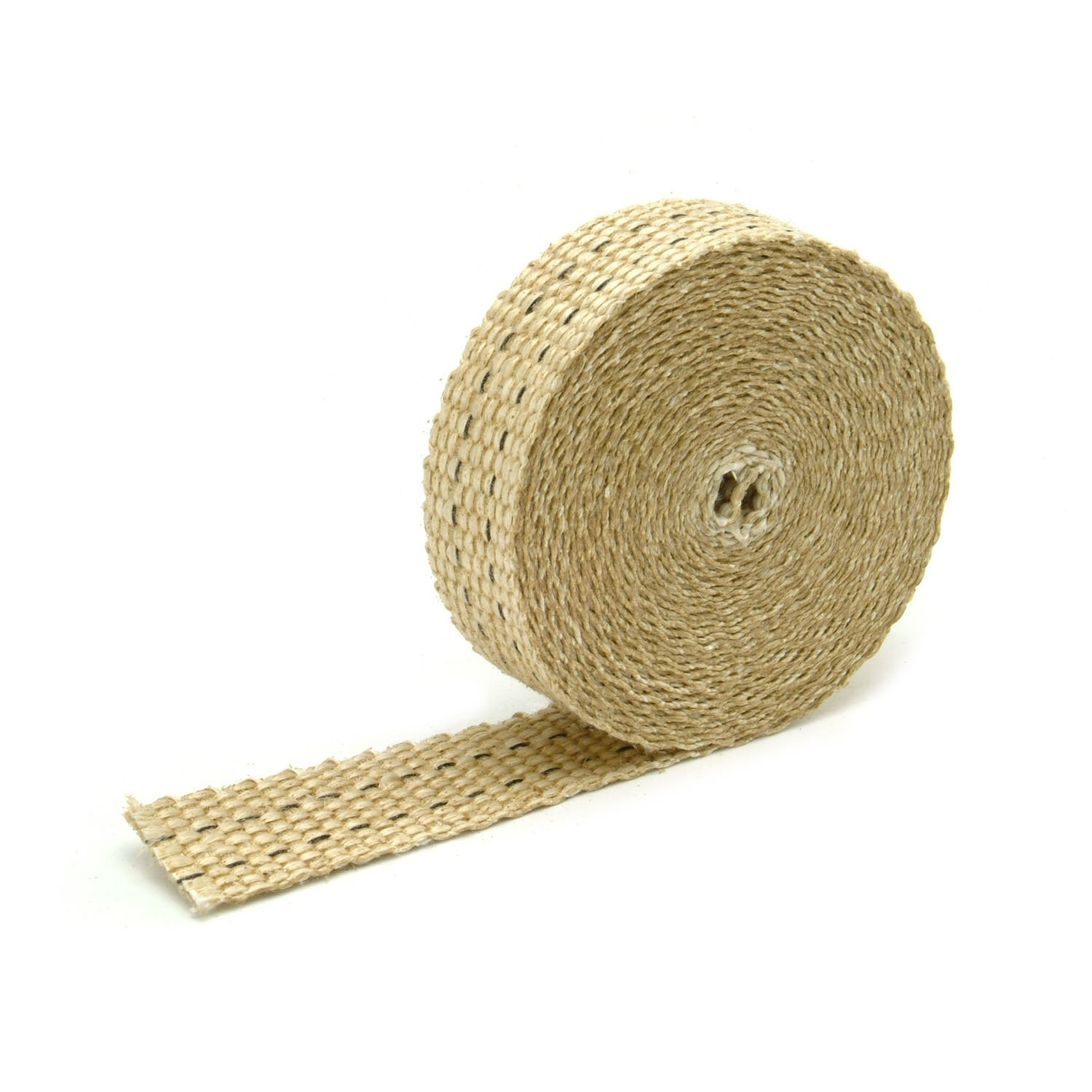 DEI 010105 Exhaust Heat Wrap, 1'' x 15' Roll - Tan