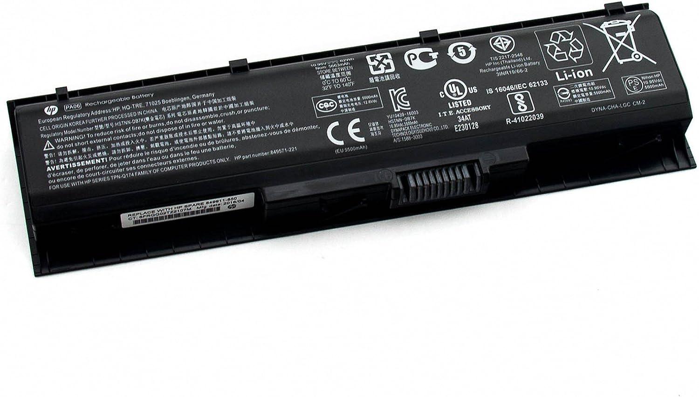 HP 849911-850 Batería original para computadora portátil: Amazon ...