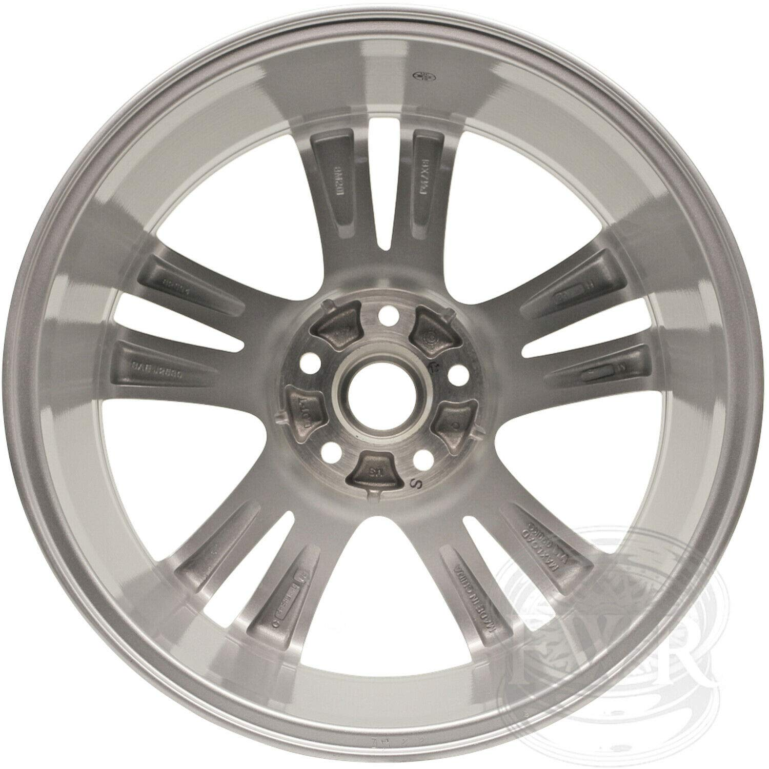 New 18 inch Replacement Alloy Wheel Rim compatible with Nissan Altima 2013-2018