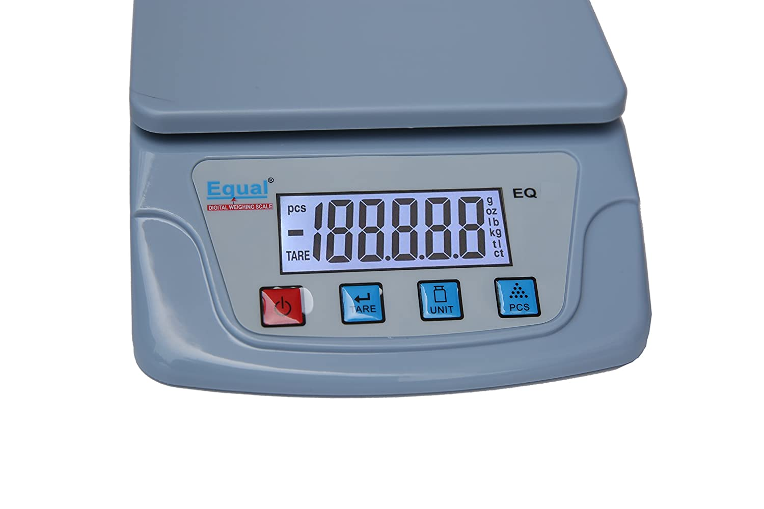 Buy Digital Kitchen Weighing Scale 6 Kg Capacity and 200 mg Accuracy ...