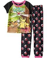 Pokémon Pokemon Girls Pajamas (Little Kid/Big Kid)