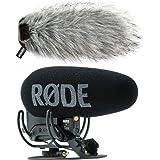 Rode VideoMic Pro Plus Appareil photo Micro + Protection anti-vent keepdrum ws03