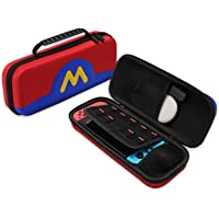 Nintendo Switch Case Cute Design Portable for Travel/Outdoor, Easy Hand Taking Handle, Collecting All Your Nintendo…
