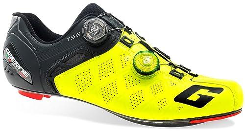 Gaerne Zapatillas Carbon G.Stilo Color Amarillo/Negro: Amazon.es: Zapatos y complementos