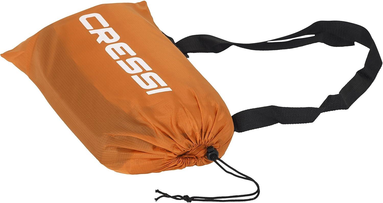 Cressi XVA770085 Hinchable, Colchón Hinchable, XVA770085 Naranja, Talla Única 2d4716
