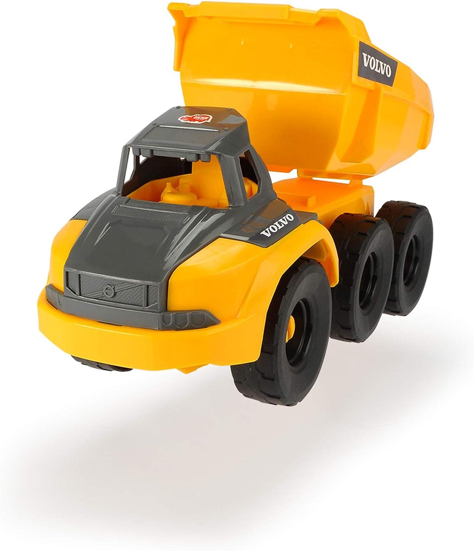 Dickie- Camión volquete de Juguete (Simba Toys 3724001)