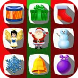 Christmas Drops - Match three puzzle