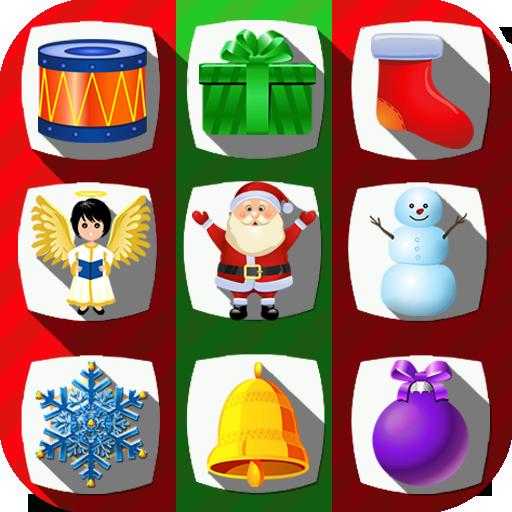 Christmas Drops - Match three -
