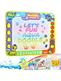Doodle Mat Water Pad LAUNGDA Aqua Doodles Color Drawing Toy Tablet Birthday Christmas Gift For