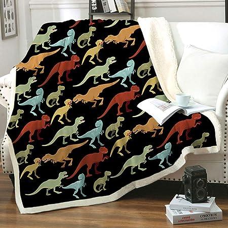 Cobertor De Flanela Quente Creative Sofá Office Travel Portátil Natal uma pequena Cobertor