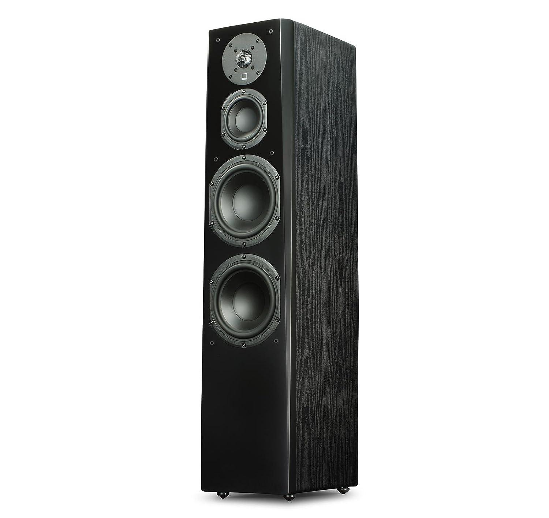 Amazon.com: SVS Prime Tower Speaker Black Ash (Each): Home Audio ...