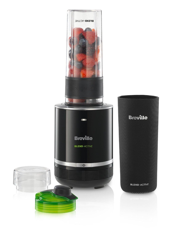 Breville VBL120X - Batidora de vaso (300W, 0,5L)