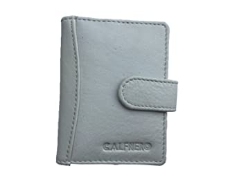 f26539169da75 Image Unavailable. Image not available for. Colour  Calfnero Men s Leather  White ...