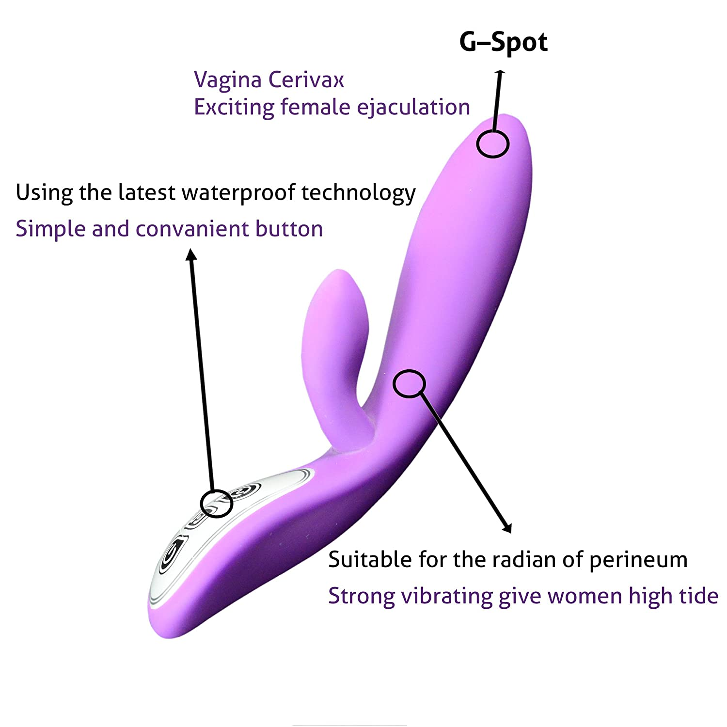 Amazon vibrator by naughty street novelties llc silicone amazon vibrator by naughty street novelties llc silicone vibrating g spot rabbit massager rechargeable and waterproof perfect for women pooptronica