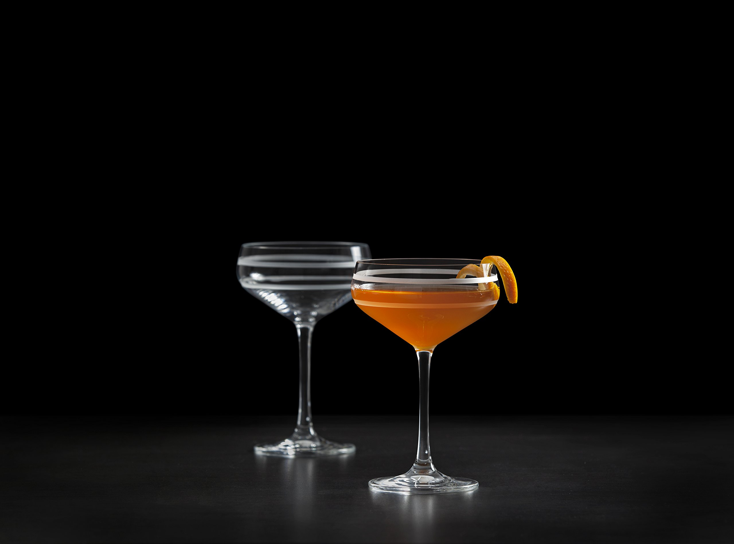 Crafthouse by Fortessa Professional Barware by Charles Joly, Etched Schott Zwiesel Tritan