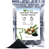 (1 pound) Activated Charcoal Powder 16OZ Organic Coconut Charcoal Toothpaste Teeth Whitening