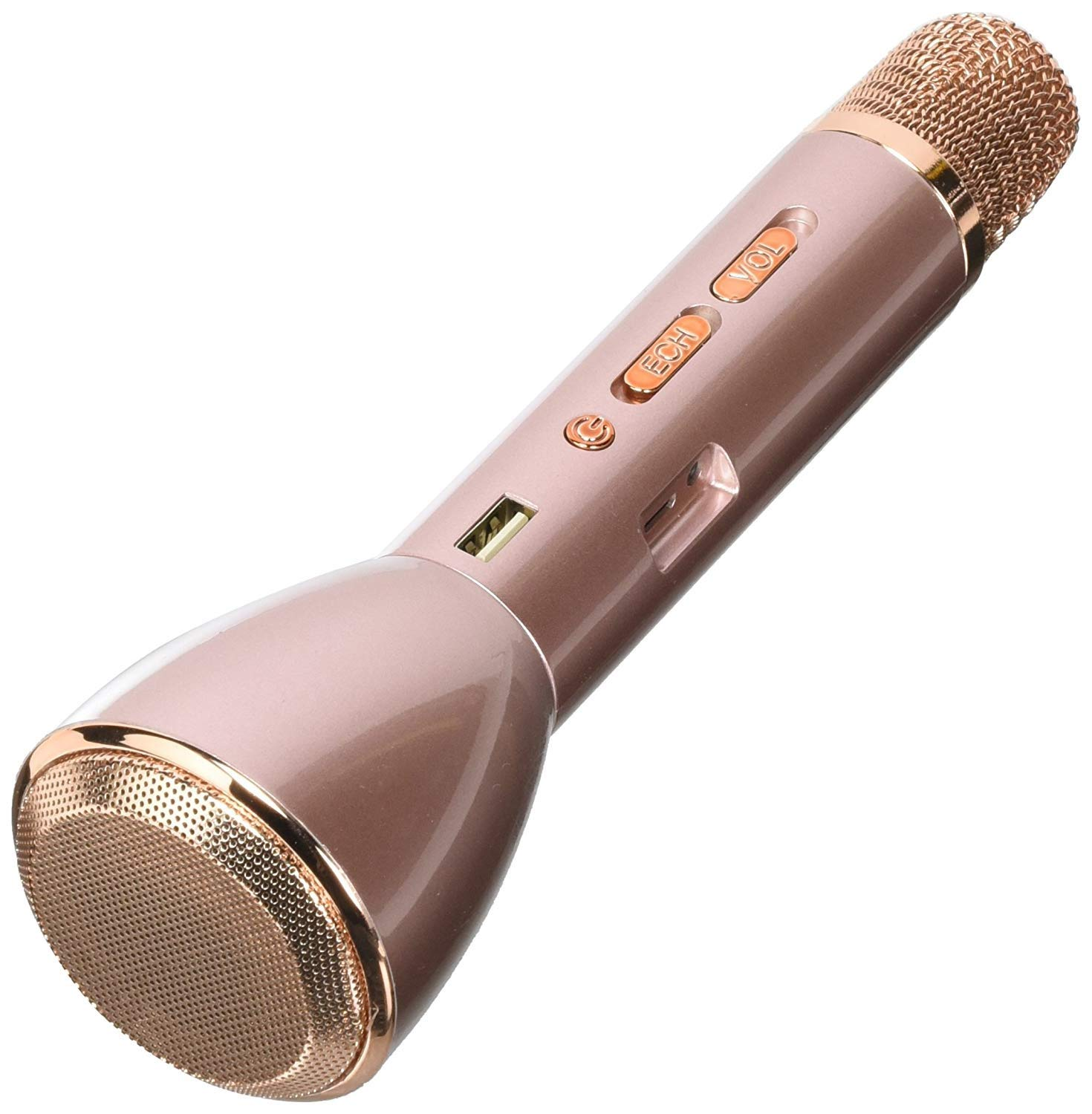 YSINOBEAR Wireless Microphone Karaoke(3rd Generation), 3-in-1 Bluetooth Karaoke Machine KTV for Apple iPhone Android Smartphone and Pc Sound Microphone