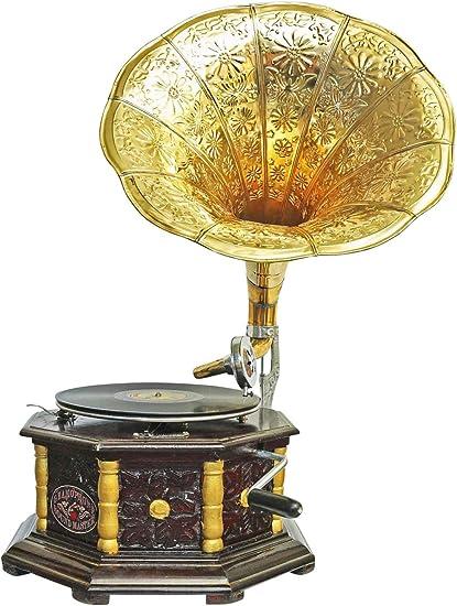 Stile antico grammofono