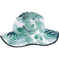 Baby Banz 41515 Banz 50+ UV Koruma Çift Taraflı Güneş Şapkası, Mavi