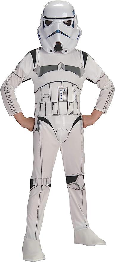 Kids Star Wars Deluxe Stormtrooper Costume