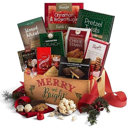 Christmas Gift Baskets For Couples.Christmas Gift Basket Classic