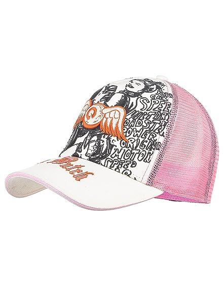 Von Dutch - Gorra de béisbol - para Hombre Blanco White/Pink Taille Unique: Amazon.es: Ropa y accesorios