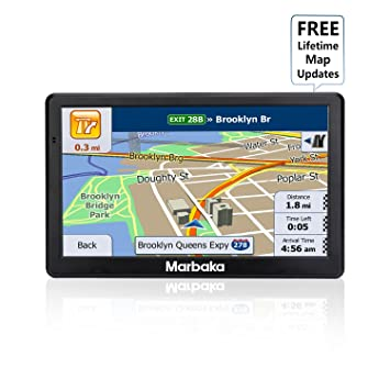 Amazoncom GPS Navigation for car 7 inch HD Capacitive Touch
