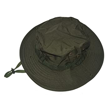 a2f1b319a66 Camo Boonie Bucket Hats ACU Military Army Under Armour Sun Hat for Hiking Fishing  Cap Outdoor Activity