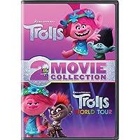 Trolls & Trolls World Tour 2 DVD