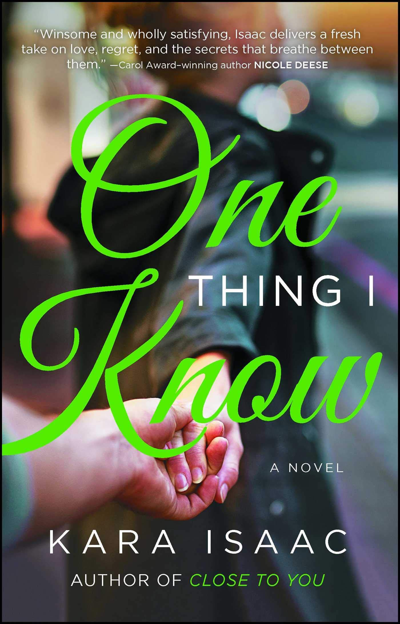 The One Thing Epub
